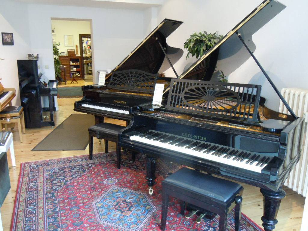 bechstein fl gel pianohaus listmann. Black Bedroom Furniture Sets. Home Design Ideas