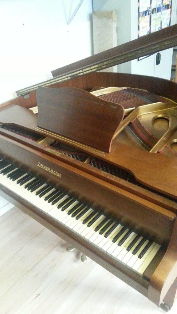 Zimmermann Klaviere Berlin