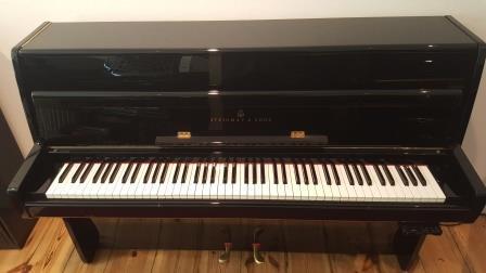 Steinway Klavier Modell F 3