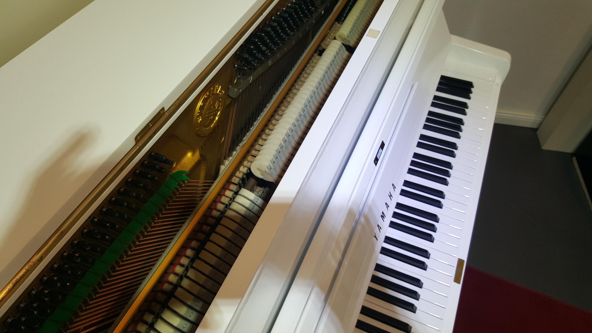 Yamaha U Nippon Gakki Piano