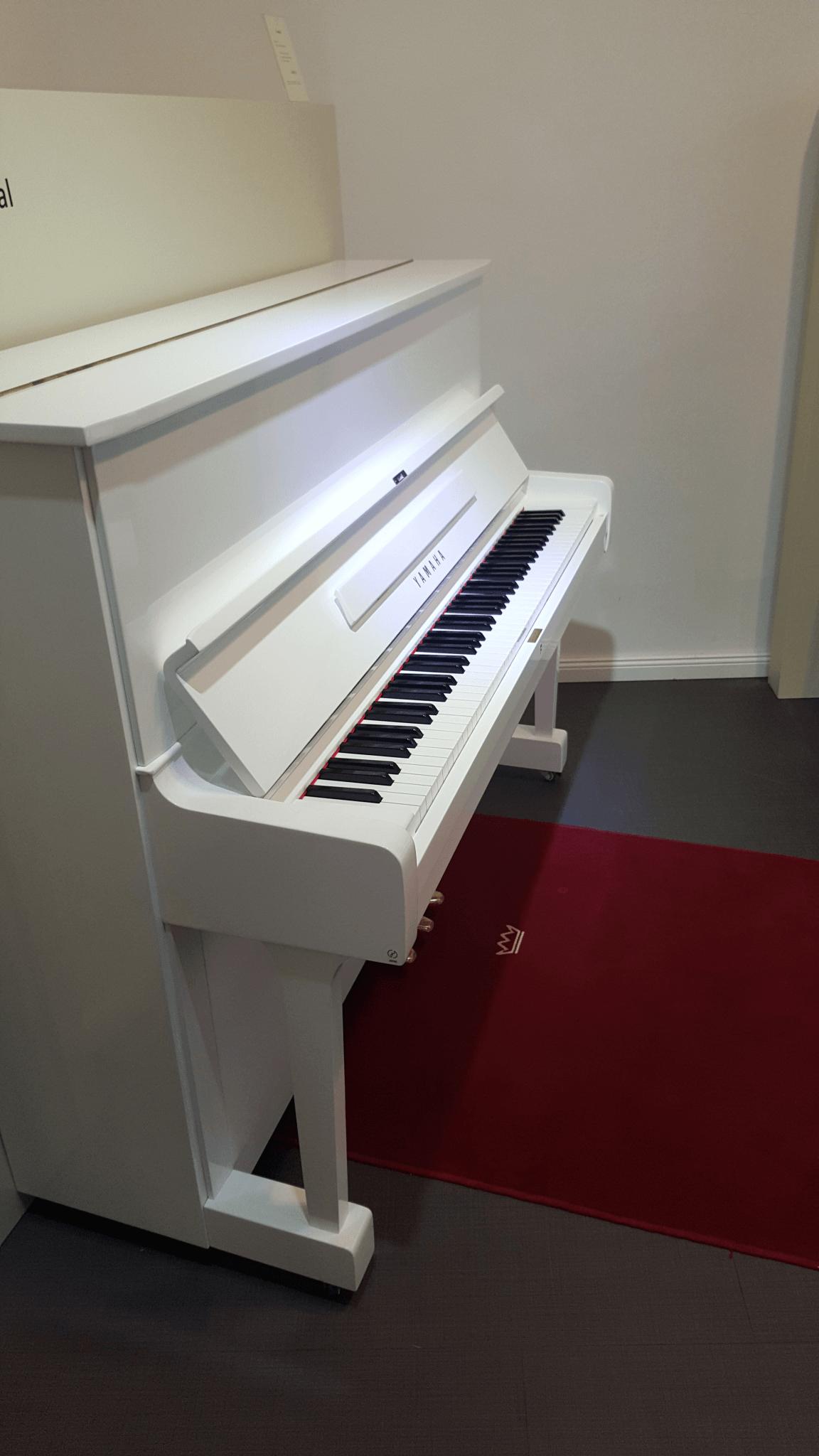 yamaha klaviere berlin pianohaus listmann. Black Bedroom Furniture Sets. Home Design Ideas