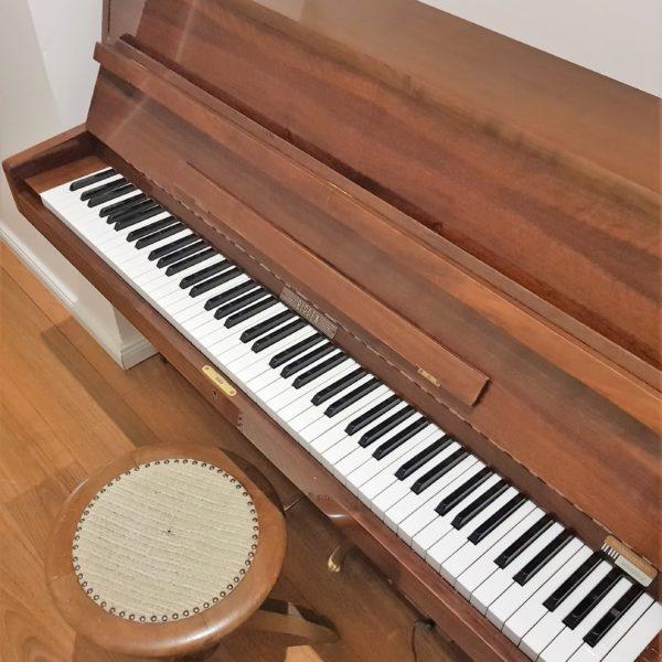 Klavier Rippen 108 Silent